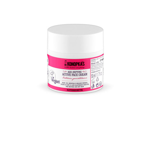 Dr Konopka Age Defying Natural Face Cream - 50ml