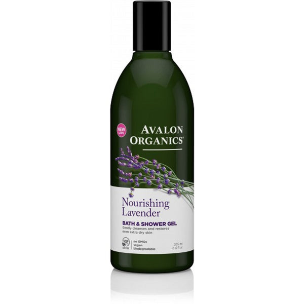 Avalon Lavender Bath and Shower Gel