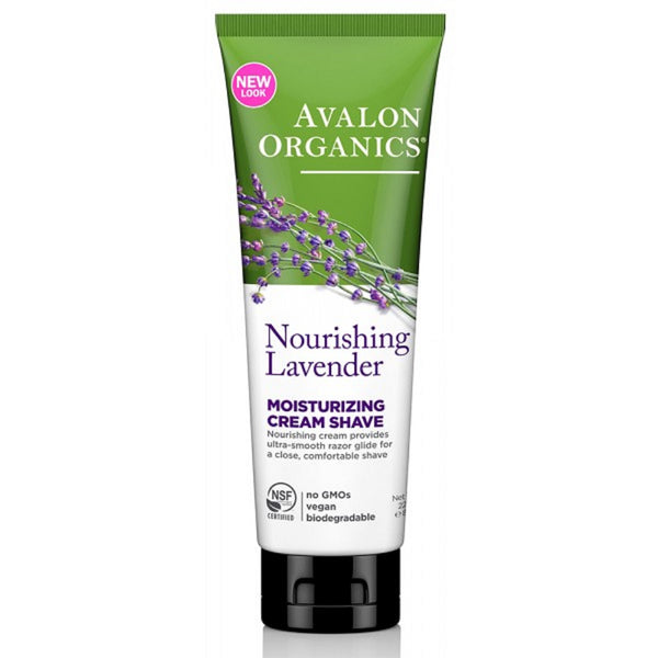 Avalon Nourishing Lavender Moisturizing Shave Cream 355ml