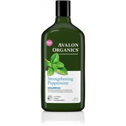 Avalon Peppermint Strengthening Shampoo 325ml