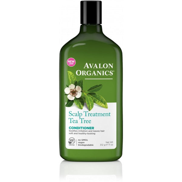 Avalon Tea Tree Scalp Treatment Conditioner