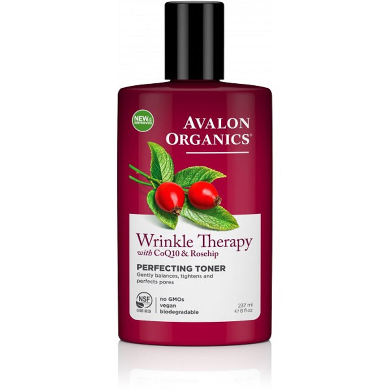 Avalon Wrinkle Therapy Perfecting Toner 237ml