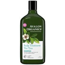 Avalon Tea Tree Scalp Treatment Shampoo 325ml