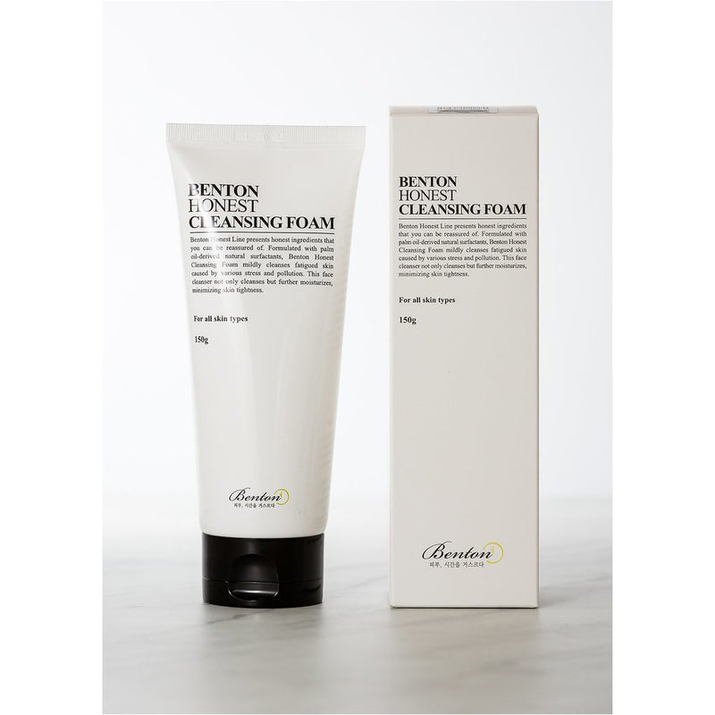 Benton Honest Cleansing Foam - 150ml
