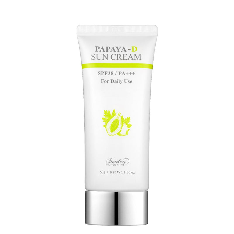 Benton Papaya D Sunscreen  SPF38 - 50ml