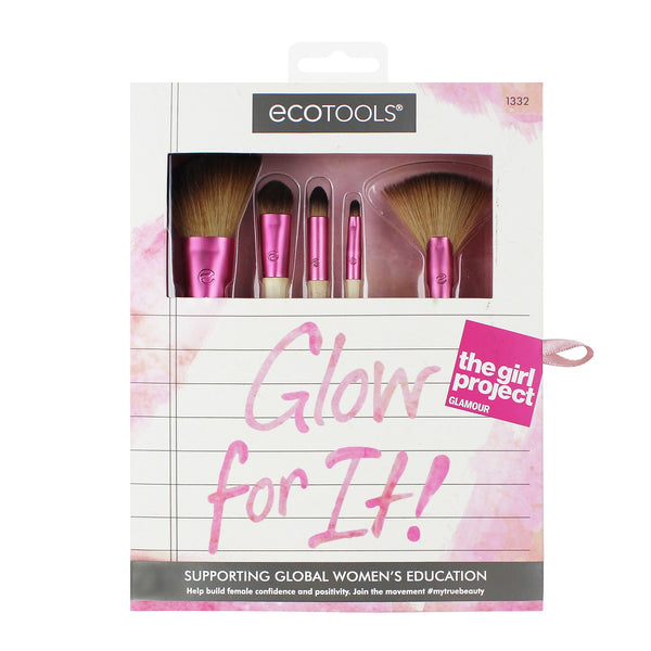 EcoTools Glow For It Brush Set