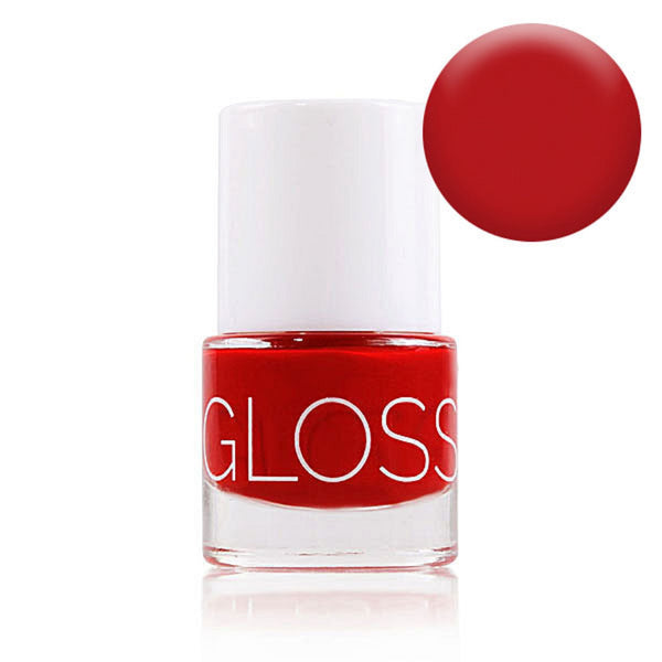 Glossworks Nail Polish - Red Devil - 9ml