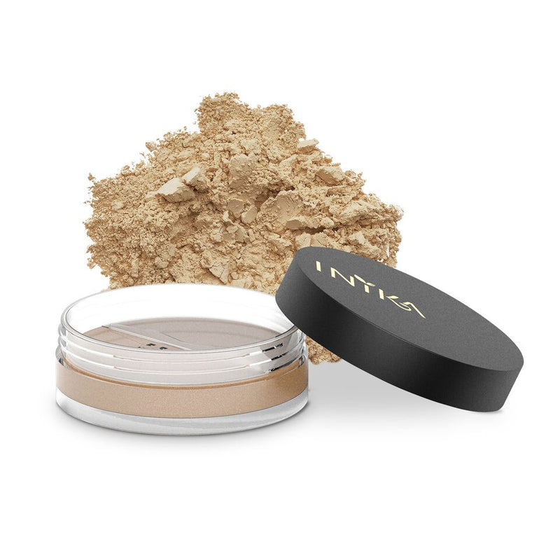 Inika Loose Mineral Foundation SPF 25