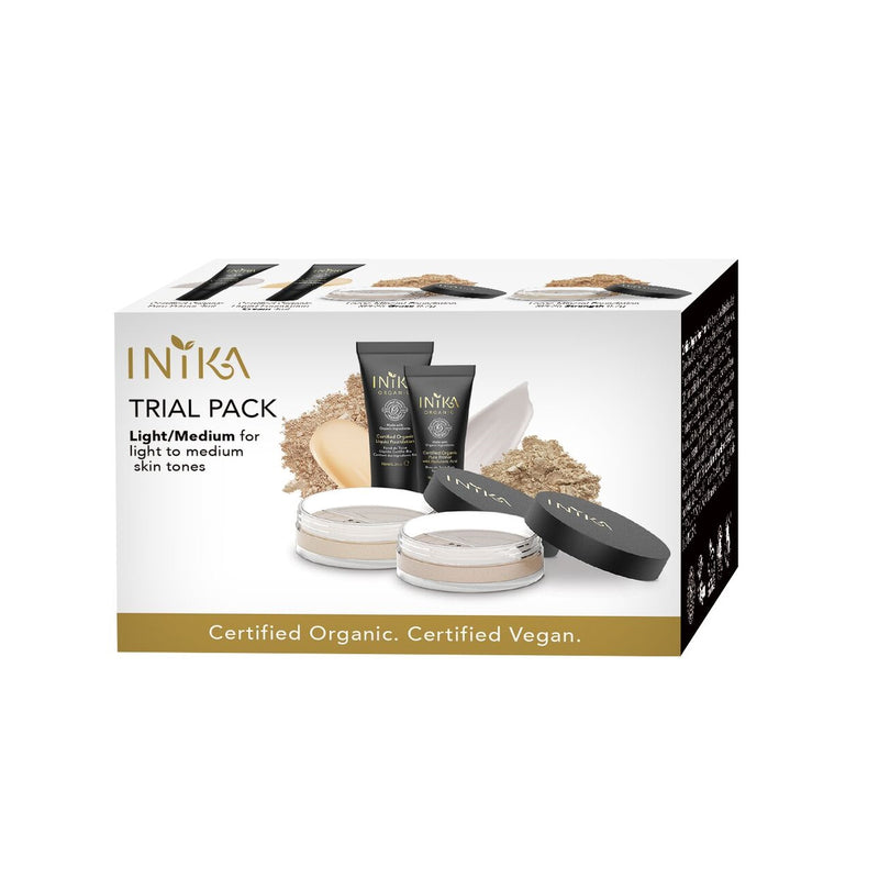Inika Trial Pack