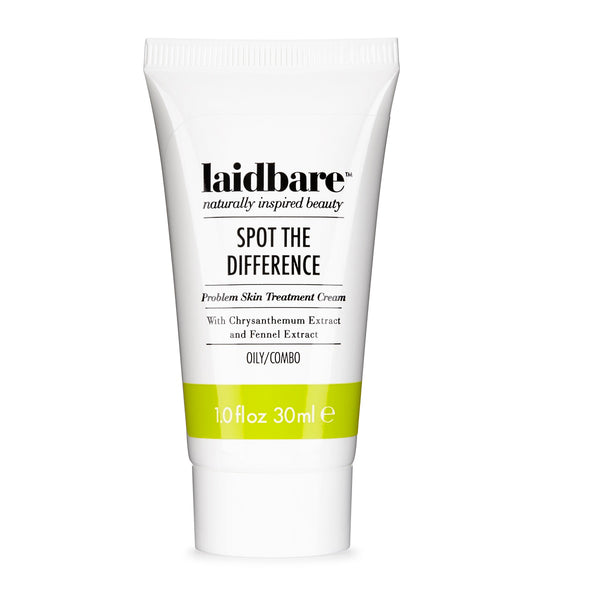 Laid Bare Spot The Difference Problem Skin Treatment Cream 30ml