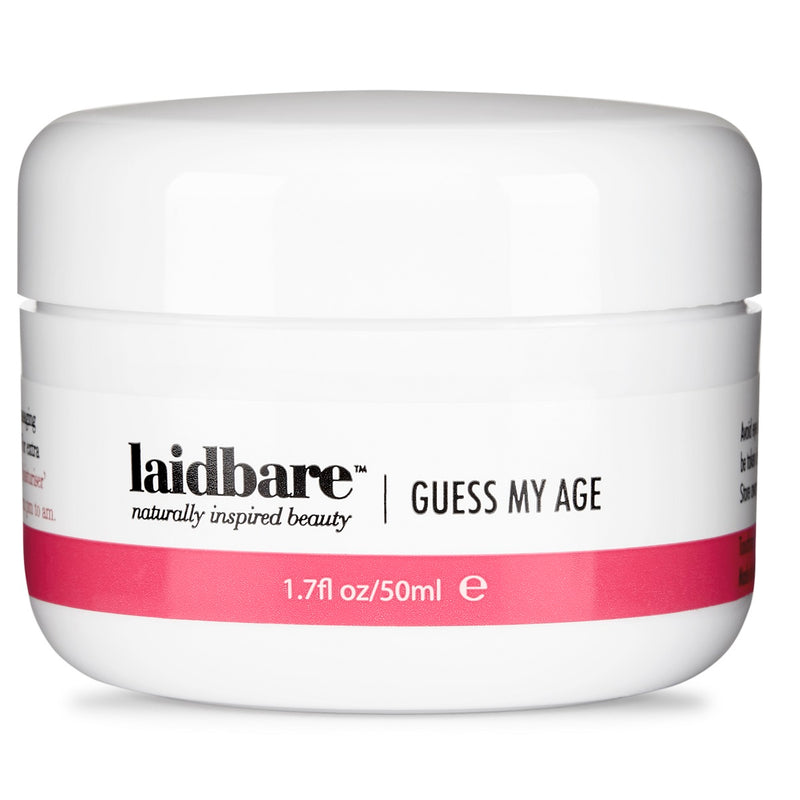 Laid Bare Guess My Age Anti Wrinkle Cream - 50ml
