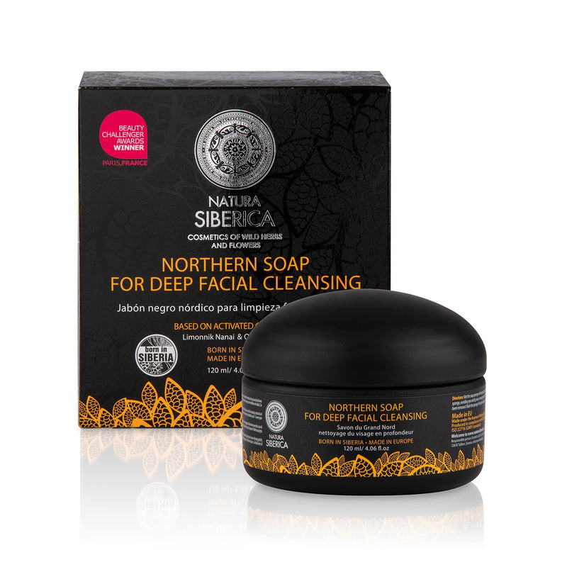Natura Siberica Northern Black Cleansing Butter 120ml