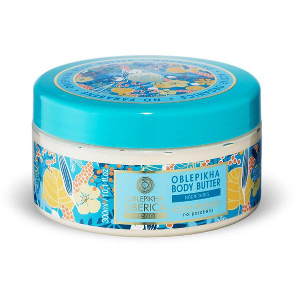 Natura Siberica Oblepikha Body Butter - 300ml