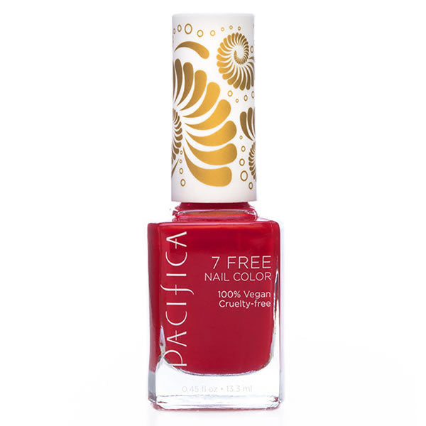 Pacifica 7 Free Nail Polish - Cinnamon Girl 13.3ml