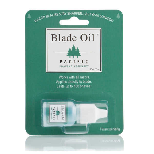 Pacific Shaving Shaving Blade Oil