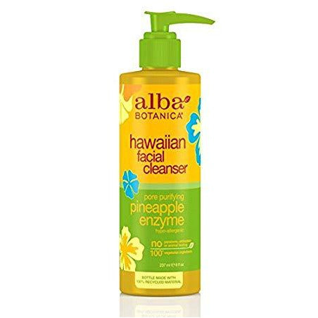 Alba Botanica Pineapple Enzyme Facial Cleanser 237ml