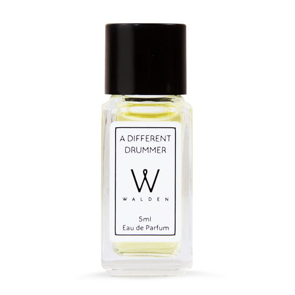 Walden 'A Different Drummer' Natural Perfume Sample 5ml