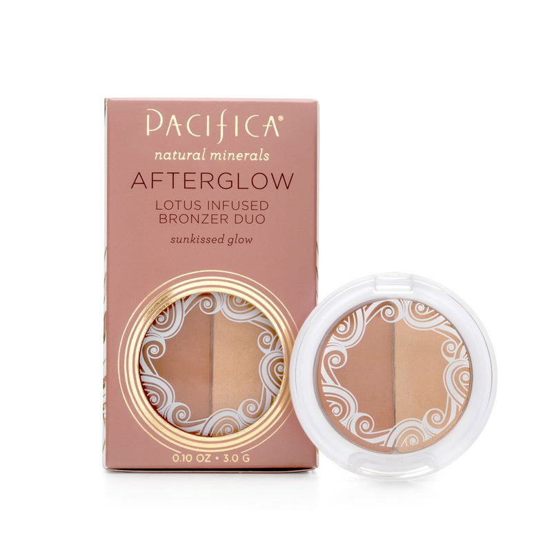 Pacifica Sundreams Lotus Infused Bronzer Duo - Glow and Sunkissed 3g