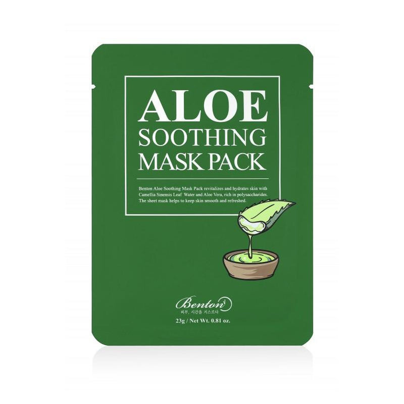 Benton Aloe Soothing Mask (1 pc)