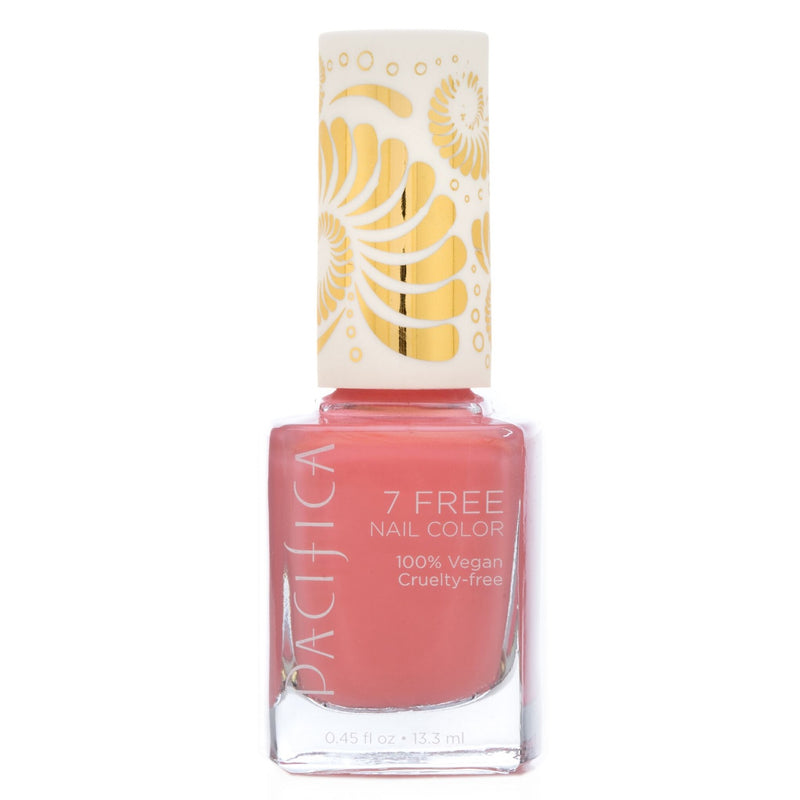 Pacifica 7 Free Nail Polish - Blushing Bun 13.3ml