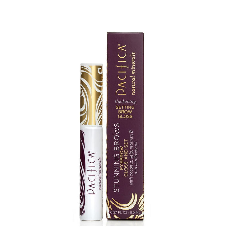 Pacifica Stunning Brows Brow Gel Gloss and Set 8ml