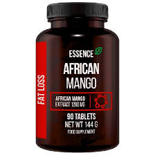 Essence Nutrition African Mango - 1200mg - 90 tablets