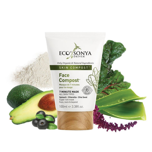 Eco by Sonya Face Compost 100ml