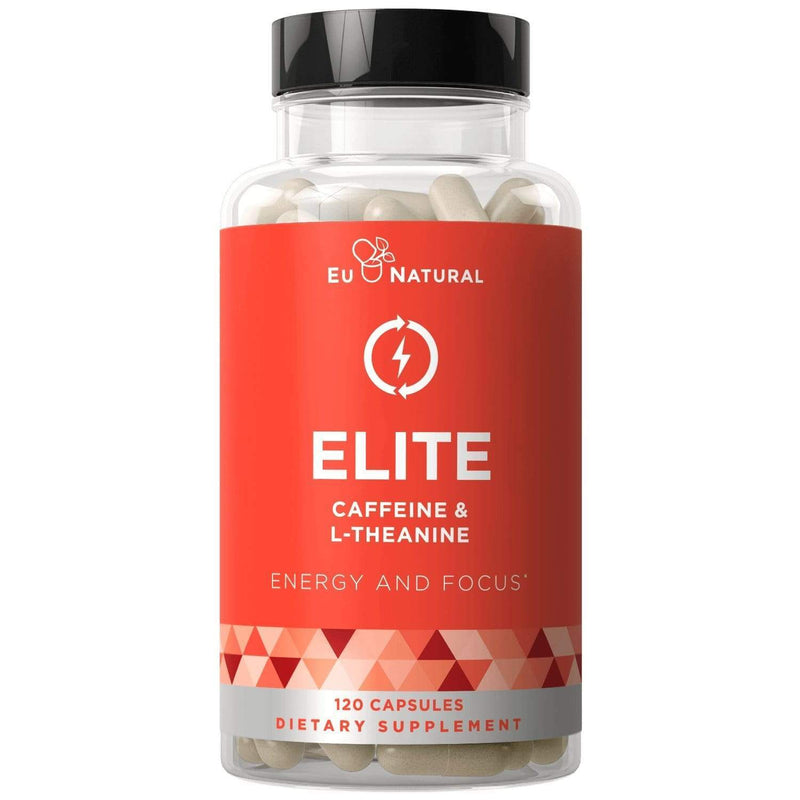 EU Natural - ELITE Caffeine L-Theanine