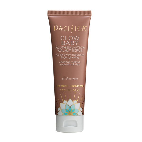 Pacifica Glow Baby Walnut Scrub 50ml