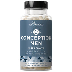 EU Natural CONCEPTION MEN Zinc & Folate 60 vcaps