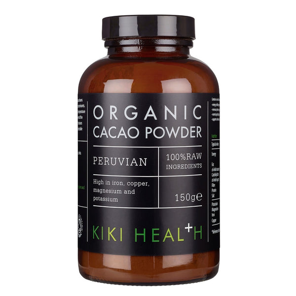 Kiki Health CACAO POWDER, Organic – 150g