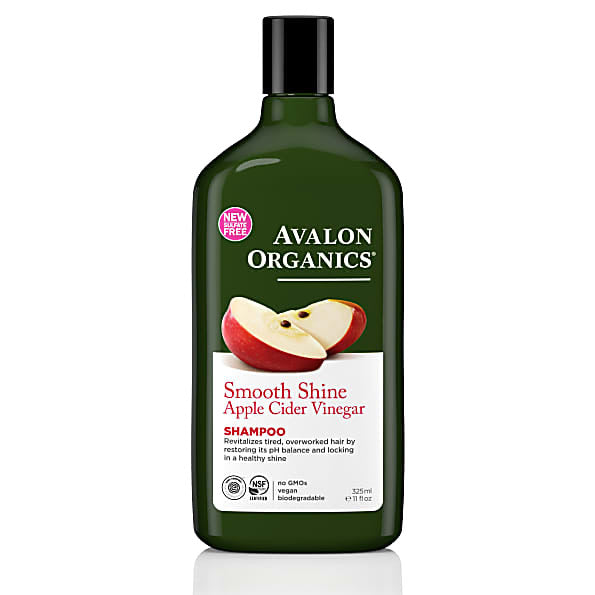 Avalon Apple Cider Smooth Shine Shampoo 325ml