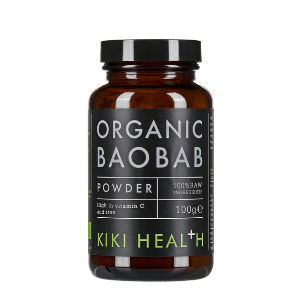 Kiki Health BAOBAB POWDER, Organic – 100g