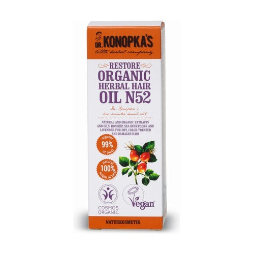 Dr Konopka Herbal Hair Oil No. 52