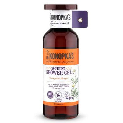 Dr Konopka Soothing Calming Shower Gel - 500ml