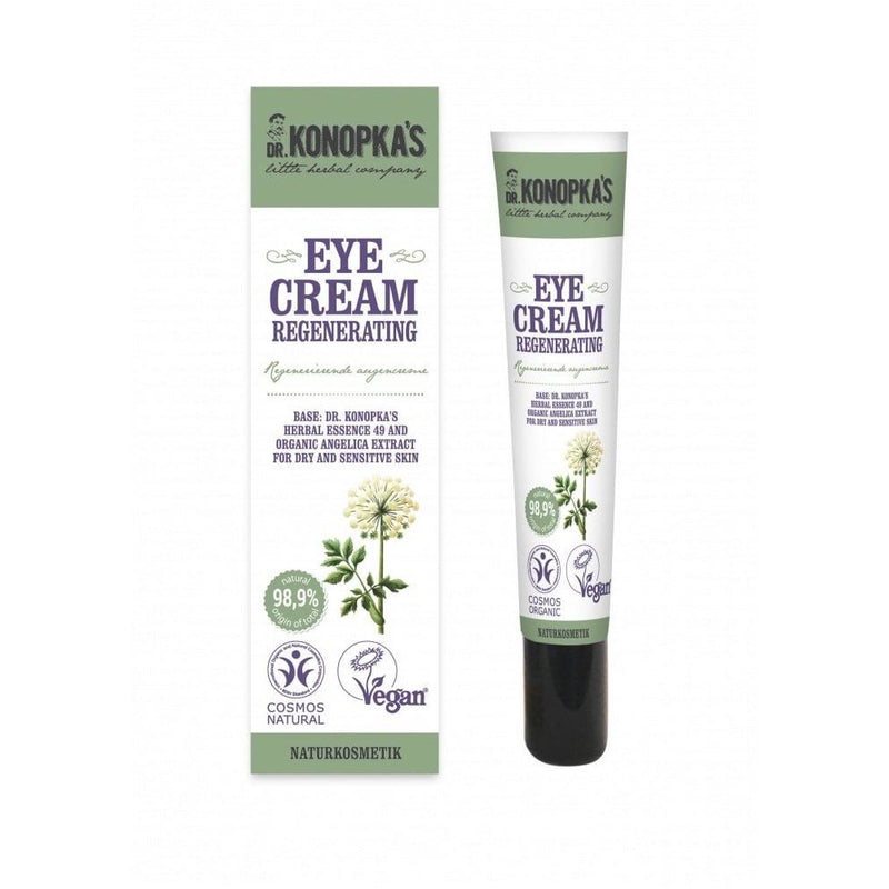 Dr Konopka Regenerating Natural Eye Gel - 20ml