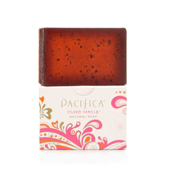 Pacifica Natural Soap Bar Island Vanilla 170g