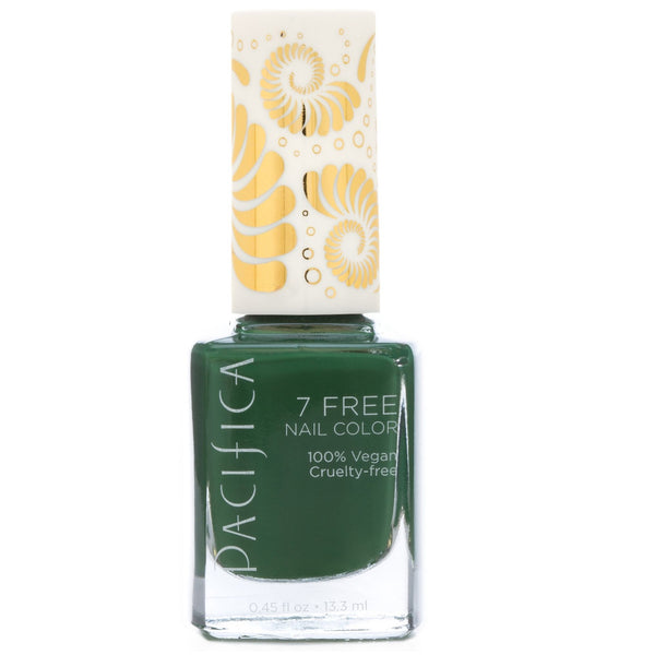 Pacifica 7 Free Nail Polish - Psychedelic Jungle 13.3ml