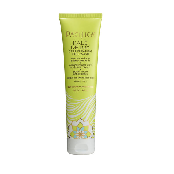 Pacifica Kale Deep Cleaning Face Wash 147ml