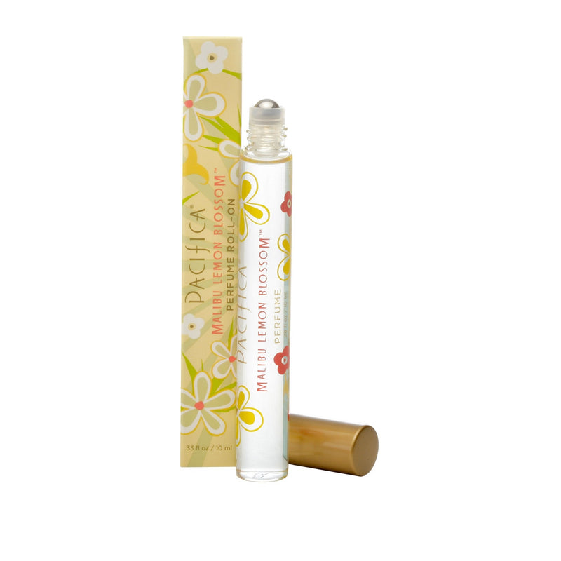 Pacifica Malibu Lemon Blossom Roll On Perfume 10 ml