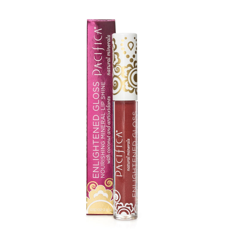 Pacifica Enlightened Lip Gloss 2.8g