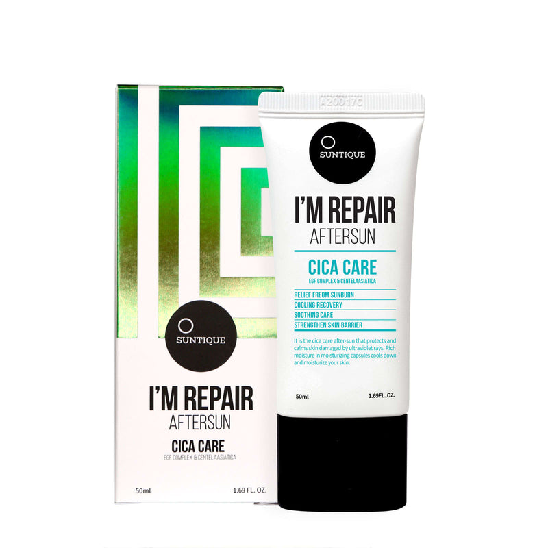 Suntique I'm Repair - Cica Care AfterSun Fluid 50ml