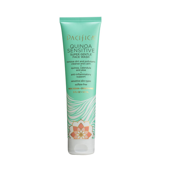 Pacifica Quinoa Sensitive Super Gentle Face Wash 147ml