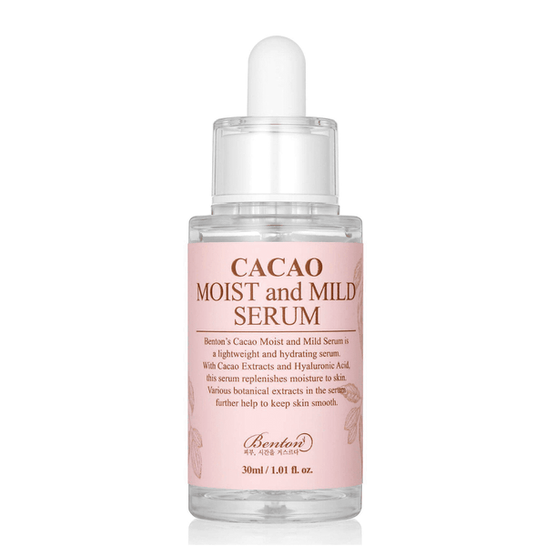 Benton Cacao Moist and Mild Serum - 30ml