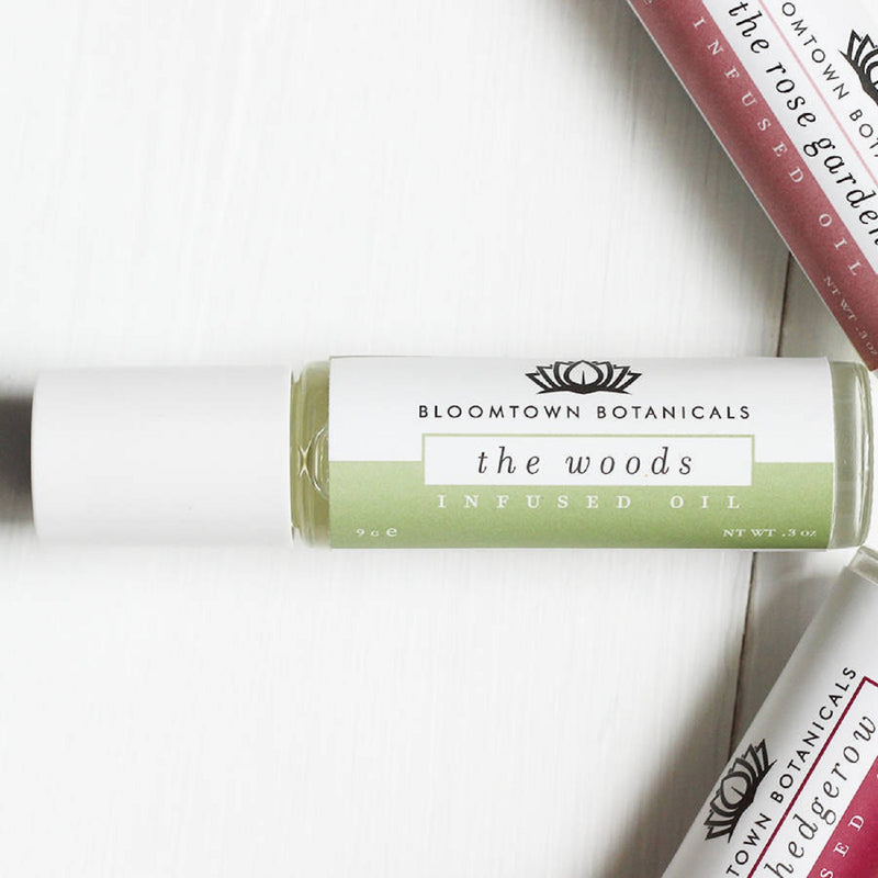 Bloomtown Botanicals Roll-On Infused Oils 9g