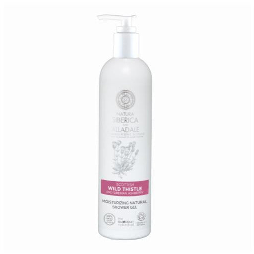 Natura Siberica Alladale Natural Shower Gel - 400ml