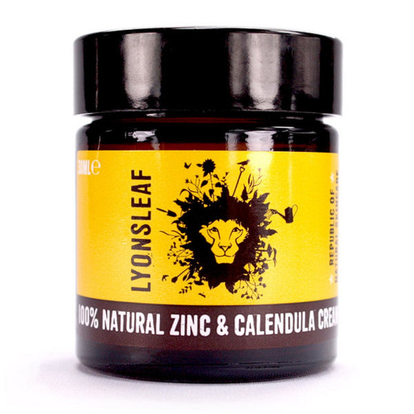 Lyonsleaf Zinc and Calendula Cream 30ml