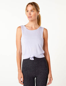 Knot A Problem Cropped Tank | Beyond Yoga