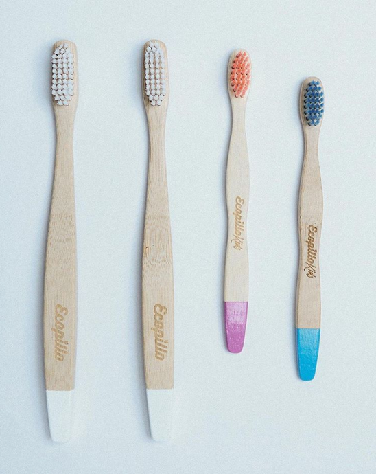 Bamboo Toothbrush- Kids, Soft Bristles
