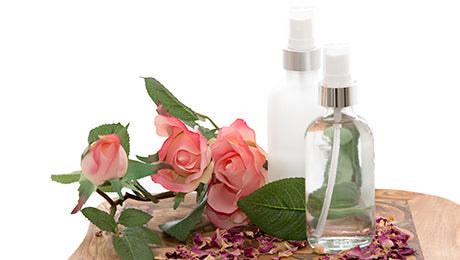 Re-Hydrating Rose & Ylang Ylang Toner for Dry Skin
